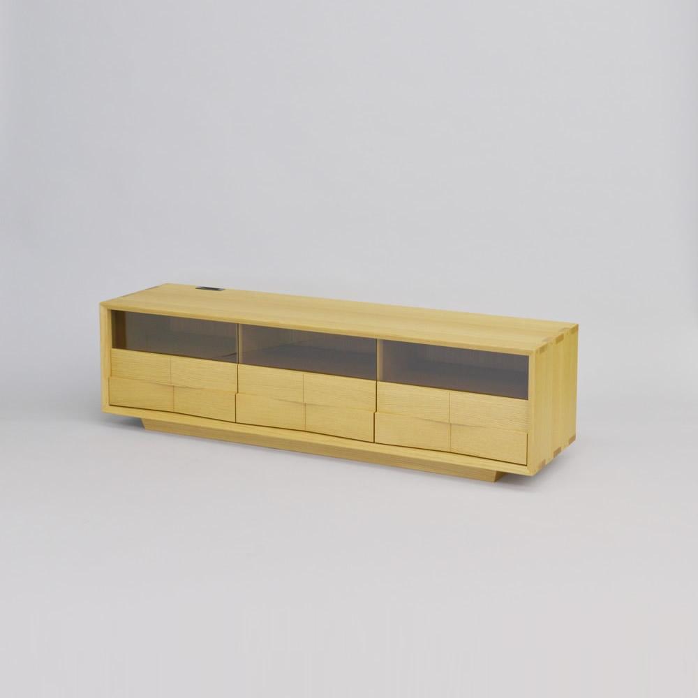 フィヨルド 150 TVボード