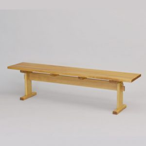 木格子 160 ダイニングベンチ