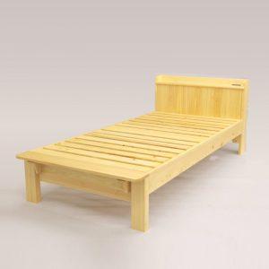 檜の郷 宮付きベッド 布団仕様